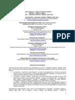 Plaquette ICREA 2012-2013