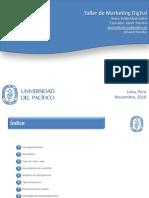 Universidaddelpacfico Tallerdemarketingdigital Javierparedes 101117143112 Phpapp02