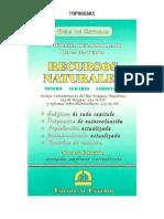 Guia de Estudio - Recursos Naturales (1)