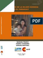 La Situación de la mujer indigena en Paraguay