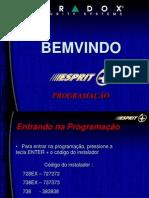 Programação Esprit