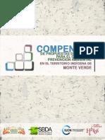 Compendio de Normas Propuesta al Gobierno Territorial de Monte Verde