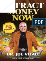 Attract Money Now Book