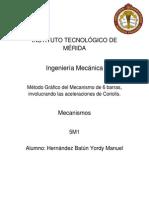 Analisis Grafico Del Mecanismo #1