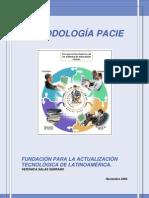 METODOLOGÍA PACIE. Verónica Salas Serrano