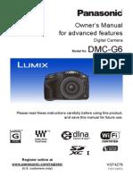Panasonic Lumix DMC-G6 Advanced Guide