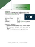 ColaTrope 555
