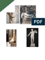 esculturas grecoromanas