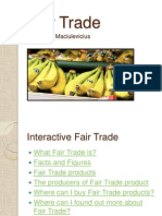 fair trade information point