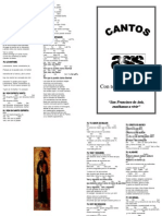 Cancionero Coro ASIS (San Francisco de Asis)