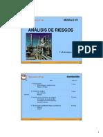 Presentación Modulo Viii Analisis de Riesgos