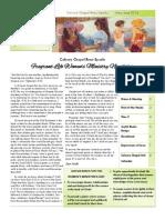 Calvary Chapel Newsletter May-June 2014