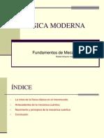 Fisica Moderna Fundamentos de Mecanica Cuantica
