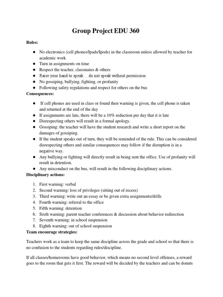 edu 360 discipline project teachers books