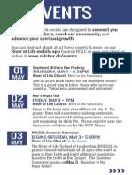 May 2014 Bulletin