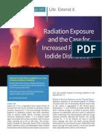 Radiation KI Briefing