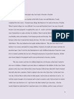 reflection pepor five pgs