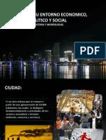Ciudades y Su Entorno