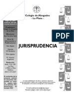 Jurisprudencia La Plata