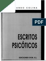 Fernando Colina - Escritos psicoticos.pdf