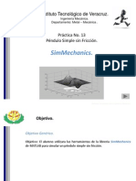 Practica 13 Simmechanics