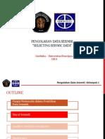 Ppt Pds Kelompok 4 - Selecting Seismic Data