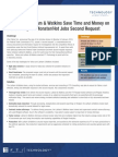 Yahoo and Lantham & Watkins Save Time and Money on E-Discovery - FTI Technology Case Study