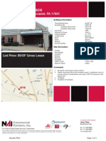 1175 Manheim Pike Lease Brochure (Pennsylvania)