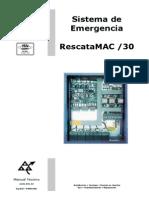 Rescatamac 30 v 3.00 Ene 02