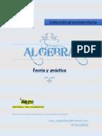 Algebra Listo Para Imprimir