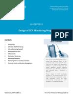 Design of CCP Monitoring Programs