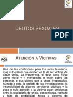 Delitos Sexuales Vanguardia