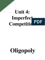 AP Micro 4-4 Oligopolies