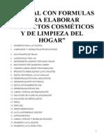 60 Formulas Varias