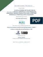 Informe 1 Desarrollo de La Cadena de Valor Para El Sector Hortofruticola y Sus Productos Derivados (1)