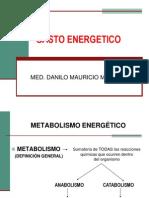 Calorimetria Directa -Indirecta