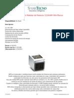Switch Modular de Potencia 12-24-48V 80A Phocos SmarTecno