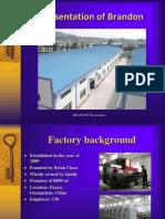 Factory Presentation 140401