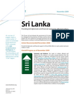 ProgressReport_Sri Lanka DipFin Support