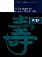 The Secrets of Chinese Meditation Self Cultivation by Mind Cont 1