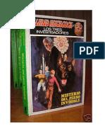 23. Hitchcock Alfred - Los Tres Investigadores - Misterio Del Perro Invisible