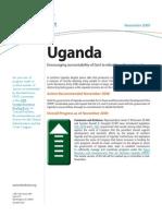 ProgressReport_Uganda PRDP