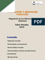 TM Regulación y Servicios Públicos 2014 PARA LA 9NA COHORTE
