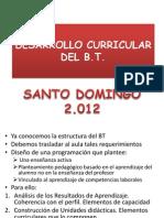 2-Desarrollo Curricular Del b.t.2-2012