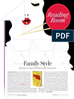 Review of The Middlesteins by Jami Attenberg - O Magazine, November 2012