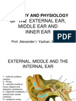 1ear Anatomy