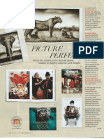 Picture Perfect - O Magazine, December 2012