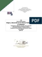 Origen y desarrollo de la CiPol.pdf