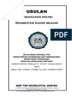 Usulan Block Grant 2012