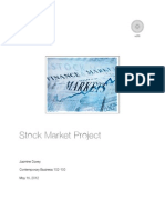 stockmarketproject